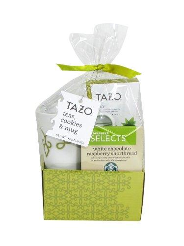 Tazo Green Tea Basket Gift Set