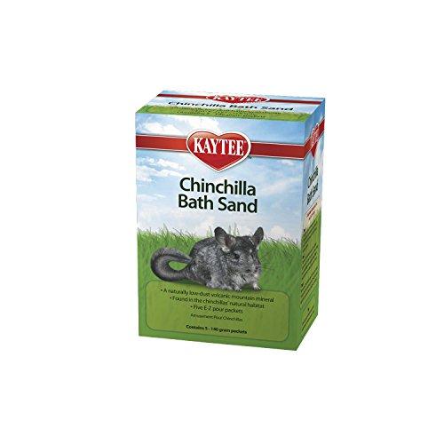 (Kaytee Chinchilla Bath Sand)
