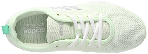 Verde Scarpe Sportive Silvmt Arianna Cloudfoam Indoor Donna adidas Aergrn FaHYWw