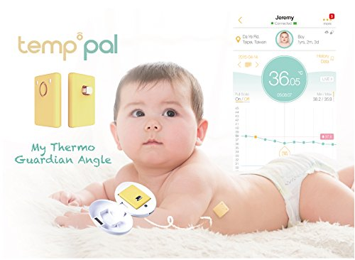 Temp Pal - the most easy way to measure/monitor temperature. by iWEECARE