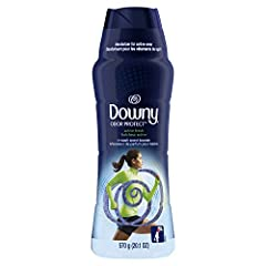 When you treat your laundry to Downy Odor Protect Active Fresh In-Wash Scent Beads, fabrics are infused with motion-activated fresheners that are triggered as you move, knocking out odors on the spot. Its 24-hour odor neutralization keeps you...