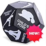 Series-8 Fitness 12-Sided Yoga dice