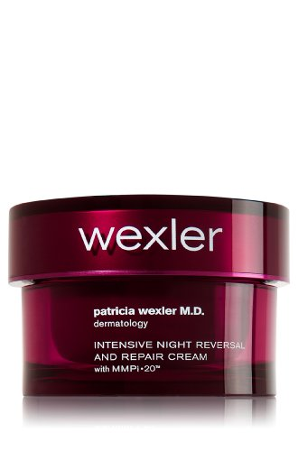 - Patricia Wexler, MD Intensive Night Reversal & Repair Cream 3.4 oz