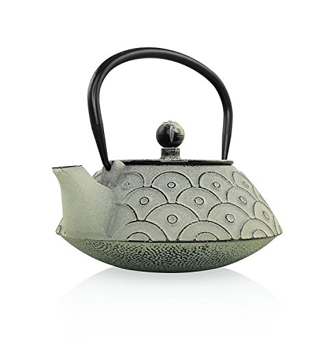 Empress of China Cast Iron Teapot | Chinese Teapot to Keep T