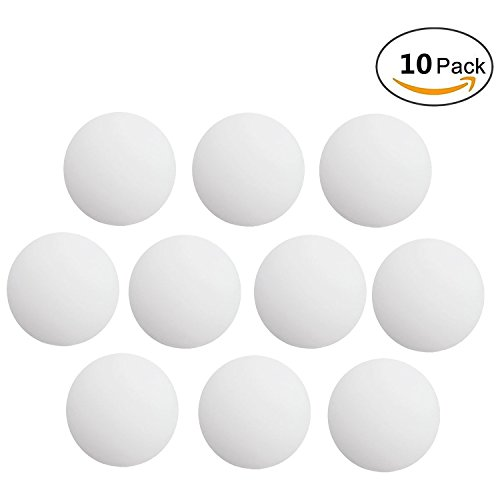 Zapour 10 Pack Wall Door Stopper Wall Door Knob Protector Round White Self Adhesive Door Handle Bumper Guard Stopper Rubber Stop, 4cm (Wall Back Round)