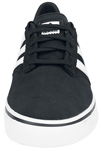 Chaussures Adidas - Seeley Premiere Noir / Noir / Gris Taille: 41 1/3