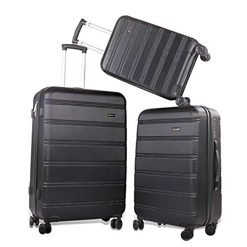 Best Luggage 2020.Best Luggage Sets Hard Shell 3 Piece To Buy In 2020