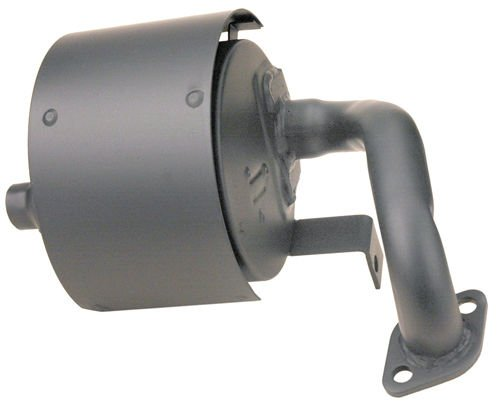Snapper Mufflers (SNAPPER REAR ENGINE RIDING LAWN MOWER BRIGGS POWERED MUFFLER REPLACES 7074453)