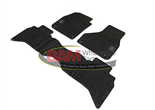 UPC 642049082595, 2013-2017 Ram 1500 Quad Cab Front and Rear All Weather Mats