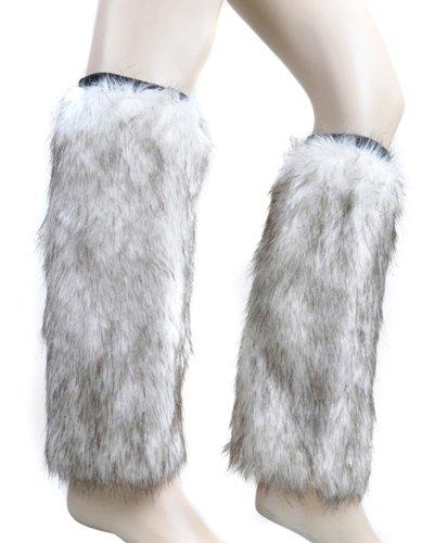 Chic Tall Fur Leg