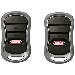 Genie G3T-BX Intellicode 3-Button Remote Mini KeyChain Remote 37218R, Lot of 2