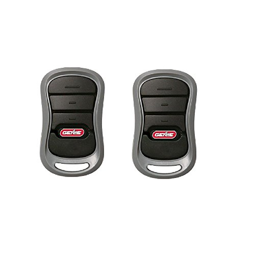 Genie G3T-BX Intellicode 3-Button Remote Mini KeyChain Remote 37218R, Lot of 2