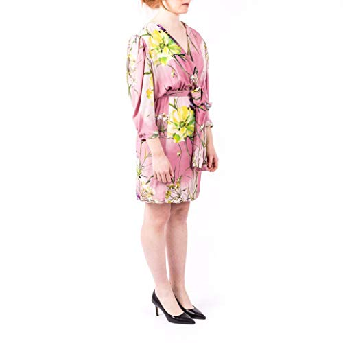 Viscosa Size Blumarine 3079 40 Abito Pink OHwvYPqxTv