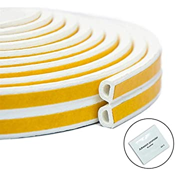 Adhesive Foam Tape High Density Sound Proof Insulation