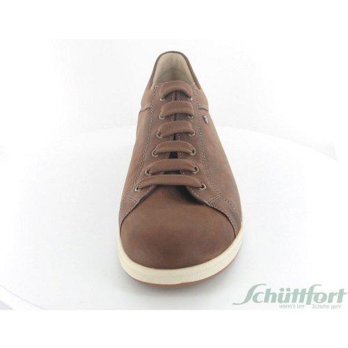 FinnComfort BRADFORD 1270260233 hommes Chaussures à lacets, marron 43 EU