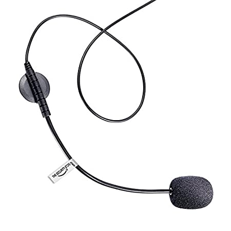 Amazon.com: PROFESSIONAL Motorcycle Helmet Earpiece / Headset with PTT Microphone for ICOM Radio (2 Pin) THE-SECURITY-STORE: GPS & Navigation