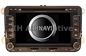 Ihnavi Ih904o - Sistema de navegación radio gps para skoda octavia ii. gama excellent.