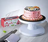 Piping Bags Disposable 200 Pack - 12 Inch Cake