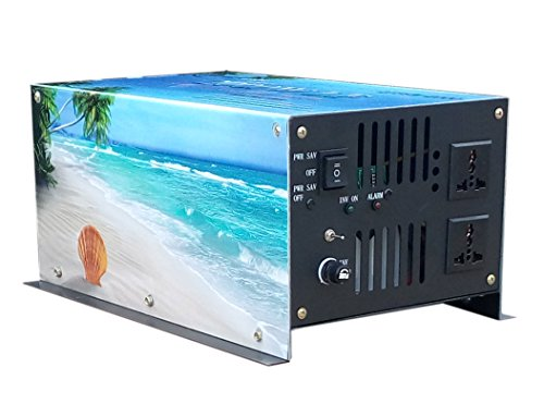 8000W peak 2000W LF Pure Sine Wave Power Inverter DC 12V to AC 110V 60Hz