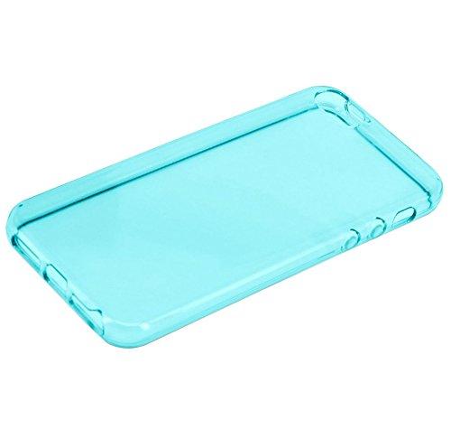 buy popular 1b885 b0132 Amazon.com: OEAGO iPhone SE 2 Case [Ultra Thin] Soft TPU Case - Mint ...