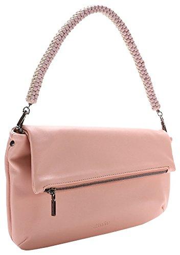 Abbacino SS16 COCKTAIL SALADETA/PALE PINK - Cartera de mano con asa para mujer, color rosa, talla Talla única: Amazon.es: Zapatos y complementos