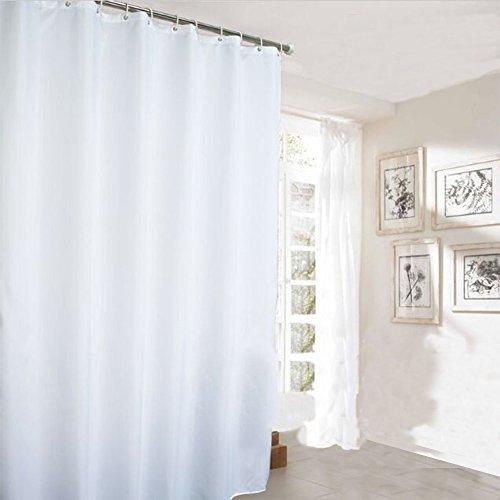 Eforcurtain Heavy Duty Shower Curtain Waterproof And Mildew Free