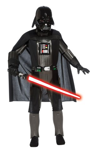 Deluxe Darth Vader Costume - Small (Darth Vader Costume For Sale)
