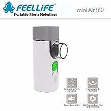 LFS Feellife 360+A Portable Ultrasonic Handheld Steam Inhaler/Vaporizer/Personal Atomizer (Inhalator)