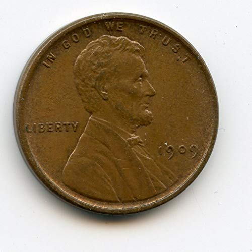 1909 Lincoln VDB Cent MS-63