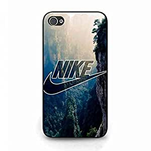 JUST DO IT Sports Logo Nike Image Phone Case iPhone 4/iPhone 4S Plastic Phone Case
