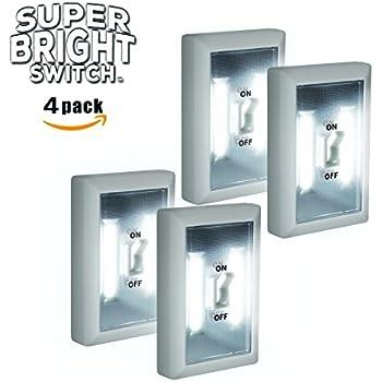 Amazon Com Super Bright Switch Wireless Peel And Stick