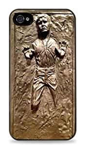 Zheng caseZheng caseHan Solo Frozen in Carbonite Star Wars Apple iphone 4/4s / Hard Case - Black - 320