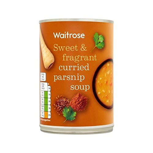 Spicy Parsnip Soup Waitrose 415g - Pack of 4