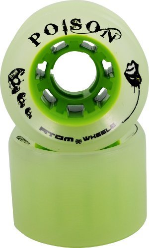 Atom's Poison Roller Derby Skate Wheels by ATOM