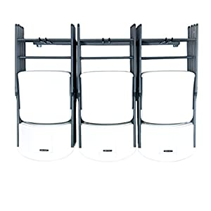 Amazon Com Monkey Bars Folding Chair Rack Large Home