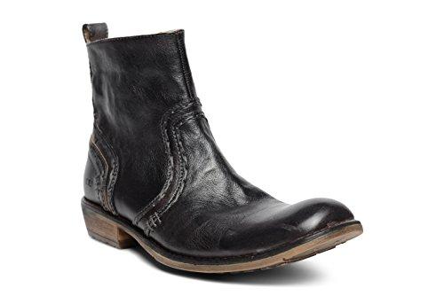 Bed|Stu Men's Revolution Leather Boot (11 D(M) US, Black Rustic)