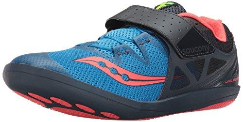 Blue Mens Saucony Unleash Shoe Red SD2 Mens Saucony Track n0fwRf64zq