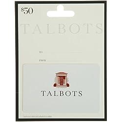 Talbots Gift Card $50