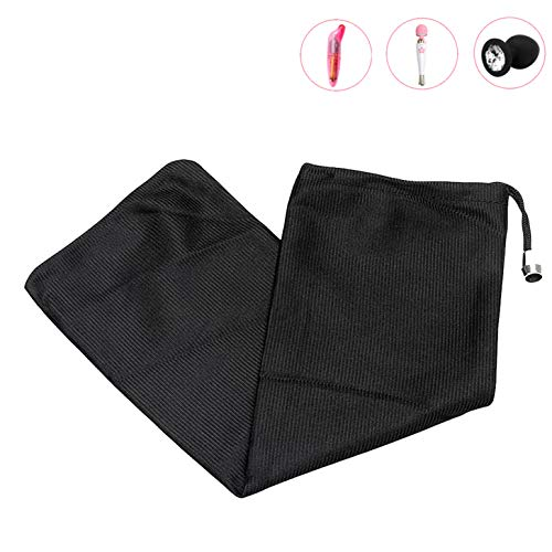 Adult Sexy Bag - 14 * 30cm Discreet Storage Bags Sexy Dildo Hidden Pouch Sex Toys for Vibrator Penis Anal Plug Special Secret Storage Cover 2Pcs