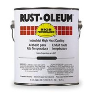 Heat Resistant, Aluminum, Aluminum, 2 gal by Rust-Oleum