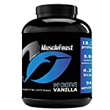 Hormone Free Grass Fed Vanilla Whey Protein Concentrate 5lb Review
