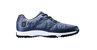 FootJoy Women's Leisure Golf Shoes (5-M, Charcoal)