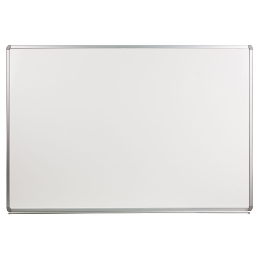Offex 6 x 4 Feet Porcelain Magnetic Marker Board (OF-YU-120X180-POR-GG)