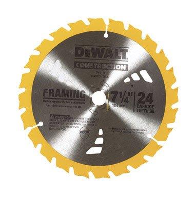 Dewalt DW3178 7-1/4 inch Framing Circular Saw Blade