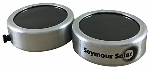 "2.75"" (70mm) Helios Solar Film Binocular Filters. Fits Optical Tube Diameter 2 3/8"" (60mm) to 2 5/8"" (66mm)"