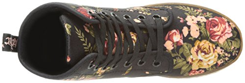 Dr. Martens Women's Shoreditch Boot Black Victorian Flowers largest supplier clearance latest outlet visa payment for sale cheap price from china JeUdIEy
