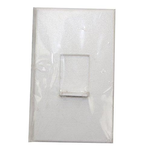Lutron Nt-S-Nfb-Wh Nova T Kit Small White W/Slide White