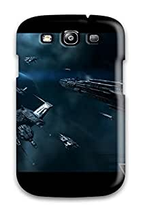 Galaxy S3 Case Cover - Slim Fit Tpu Protector Shock Absorbent Case (game Video Game) 8409068K48869880