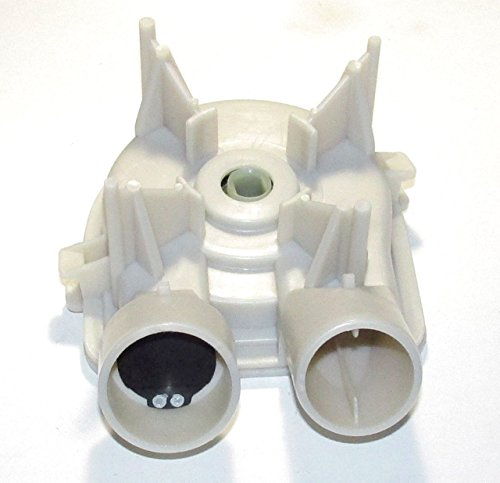 Washer Drain Pump that works with KitchenAid KAWS700GQ0 by Washer Parts (Image #1)