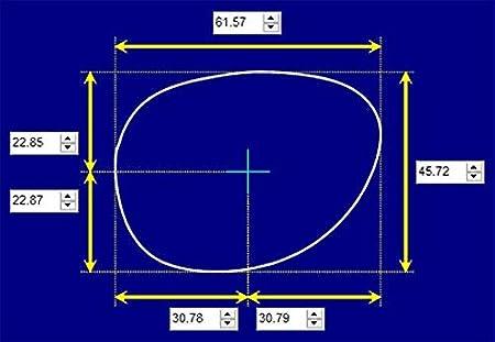 SFX Replacement Sunglass Lenses fits Morrissey Hot Shotz II